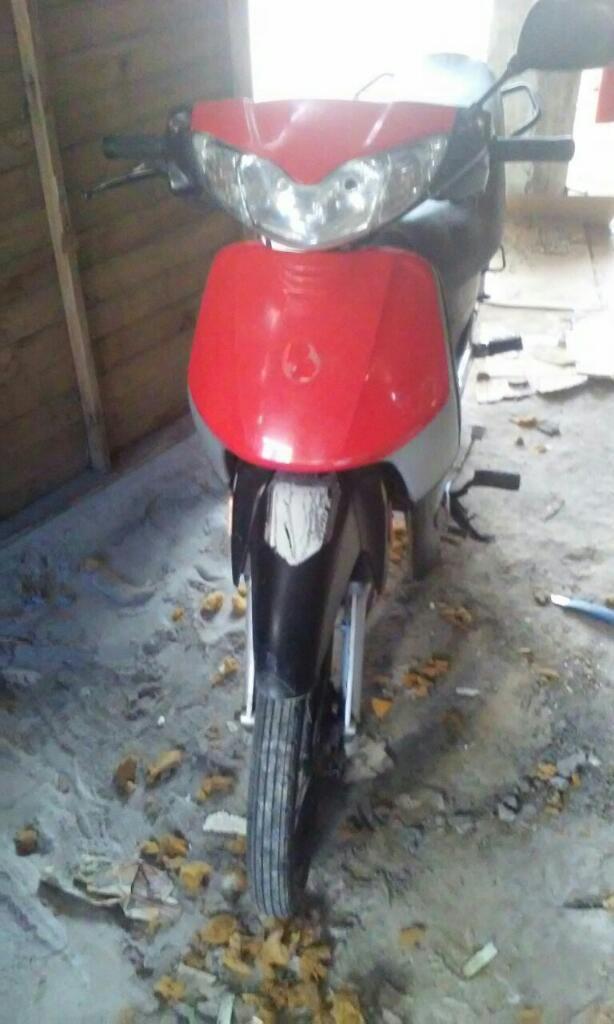 Smash 125 Modelo 2011