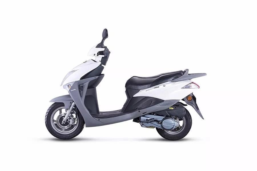 Zanella Styler Lt 150 0km Scooter Ciclomotor Financiamos