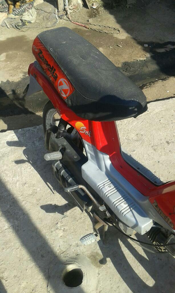 Zanella 50cc con Papeles Muy Linda