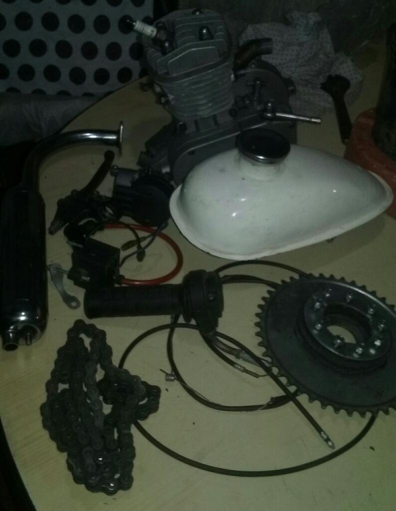 Vendo Kit 80cc Usado O Permito por Celu
