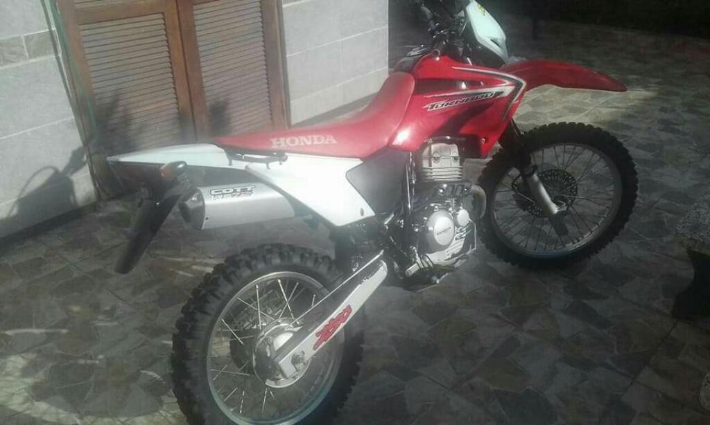 Moto Xr 250
