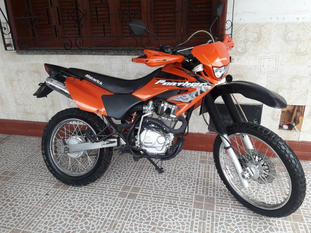 Vdo Panther 250 con 6mil Km Rbo Motos
