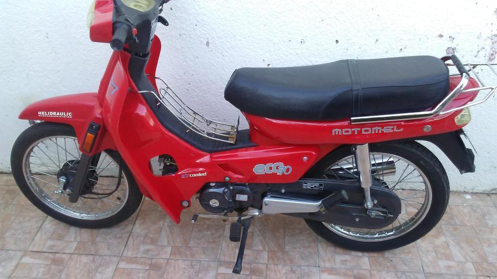 motomel 70 cc modelo 2009