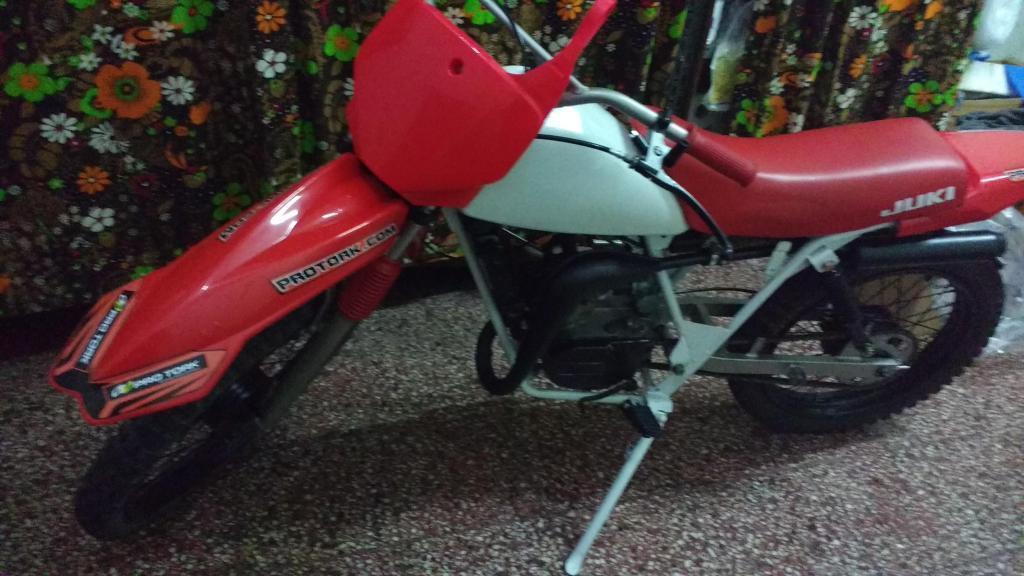 Juki Jx80 Enduro Vendo O Permuto