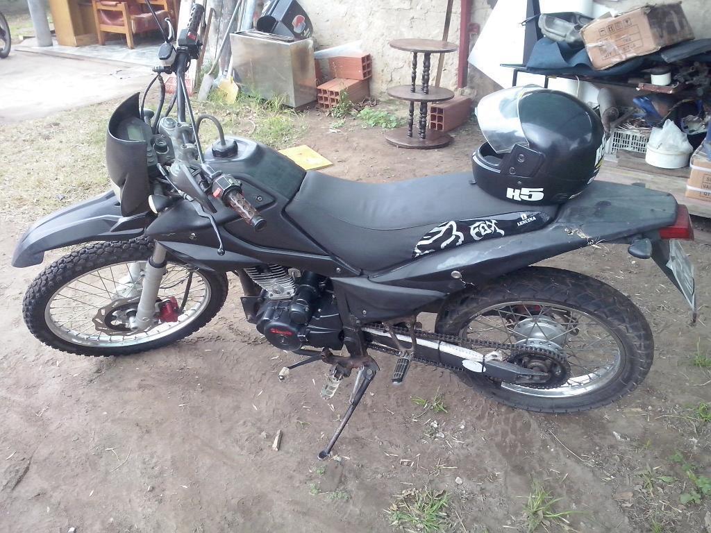 Vendo Zanella Ztt 200 Enduro