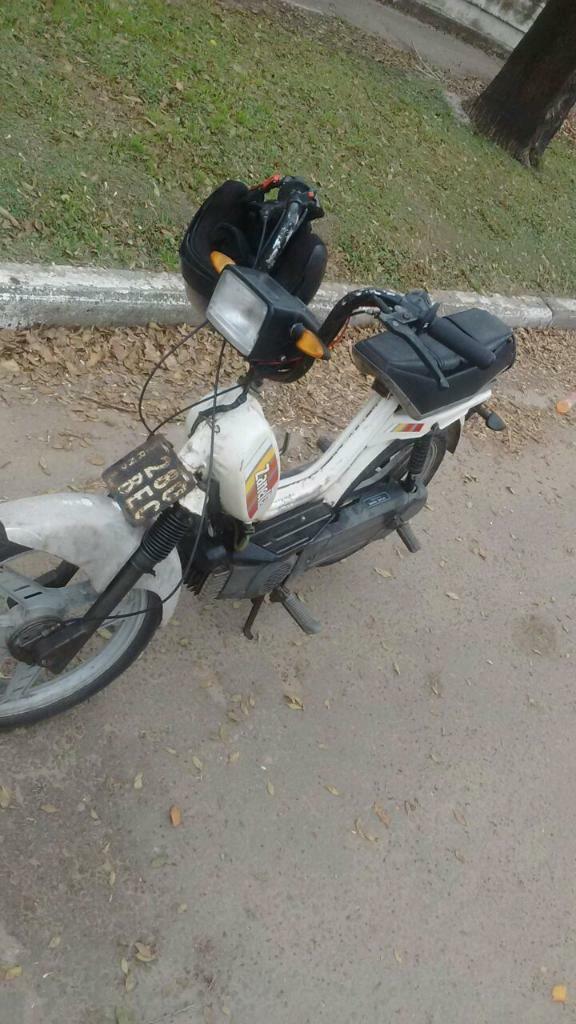 Vendo Zanella 50 Cc Motor Nuevo !! Urgen