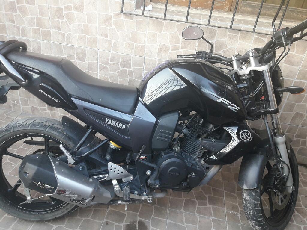 Vendo Yamaha Fz 16 -modelo2013