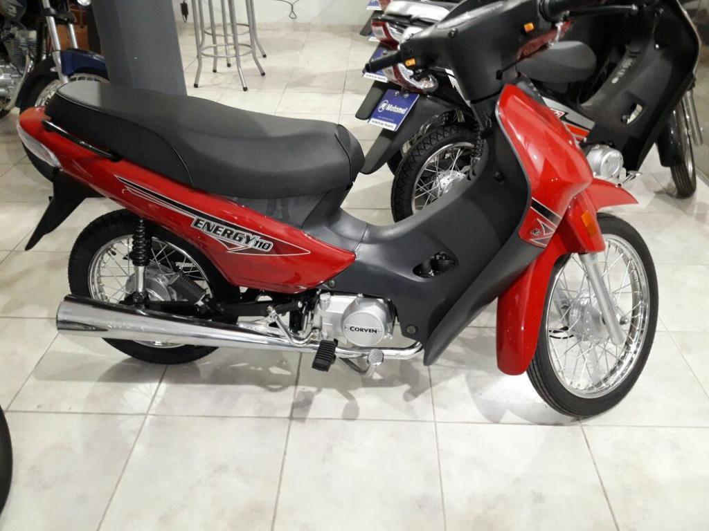 Moto Corven Energy 110 0km