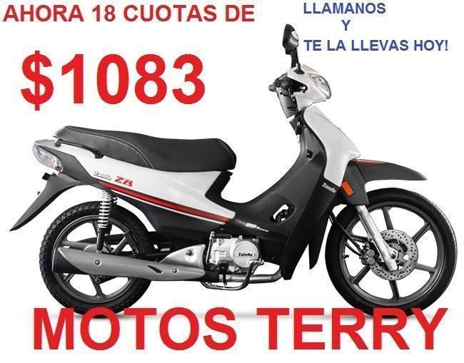 Moto Zanella Zb 110 Z1 Full Plan Ahora 18