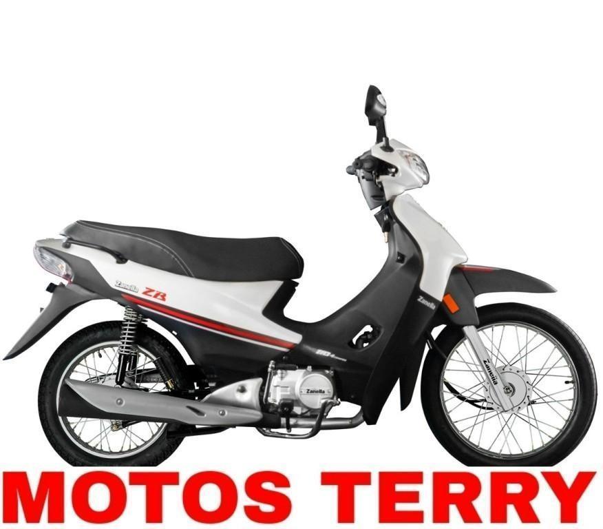 Moto Zanella Zb 110 Z1 Base Plan Ahora 18