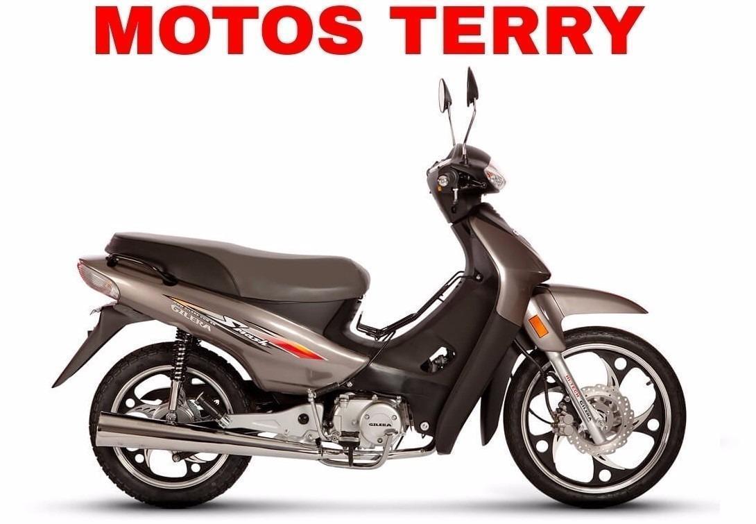Moto Gilera Smash 110 Full 0km Plan Ahora 18