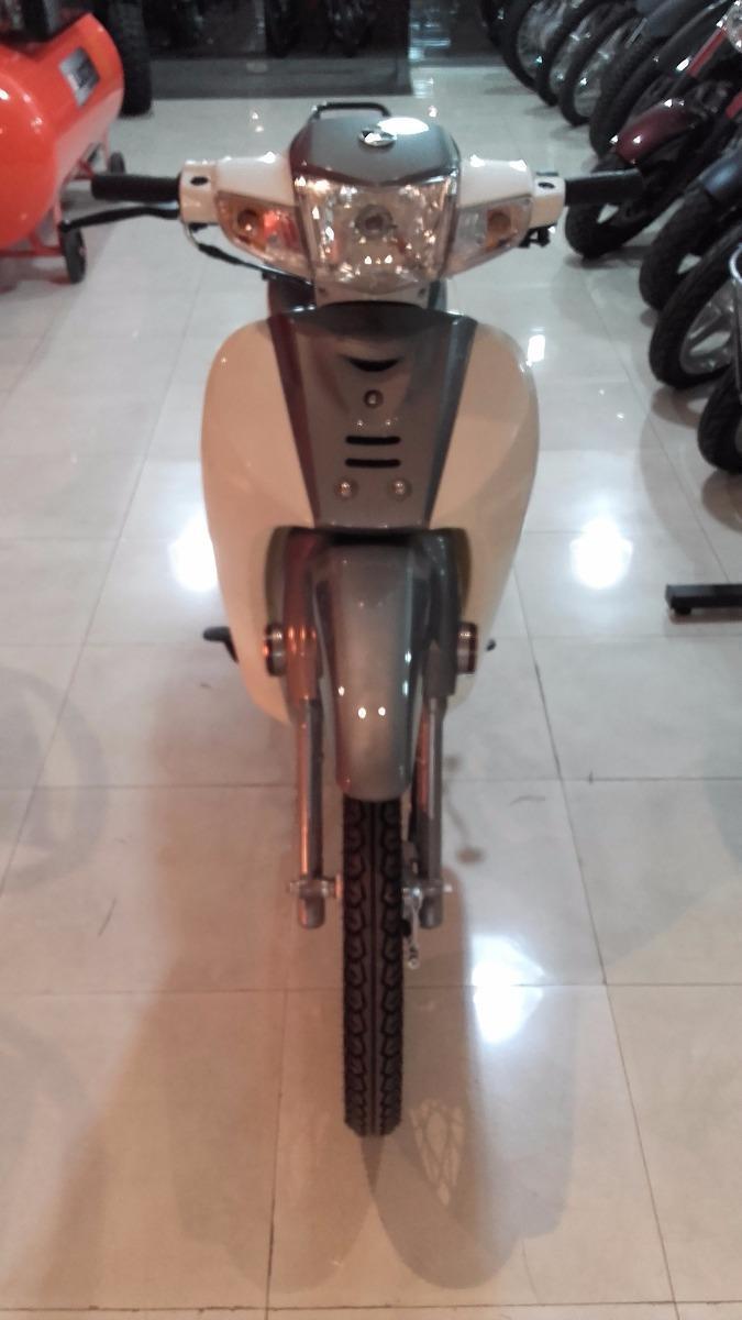 Zanella Due 110 Modelo 2017 Zeta Motos