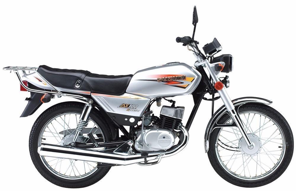 Suzuki AX 100 STREET