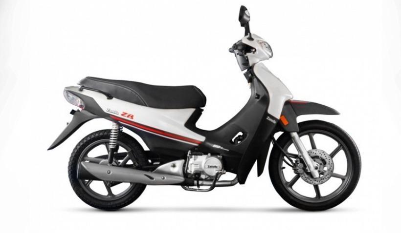 Zanella Zb 110 Z1 Full 0km 2017 Zeta Motos