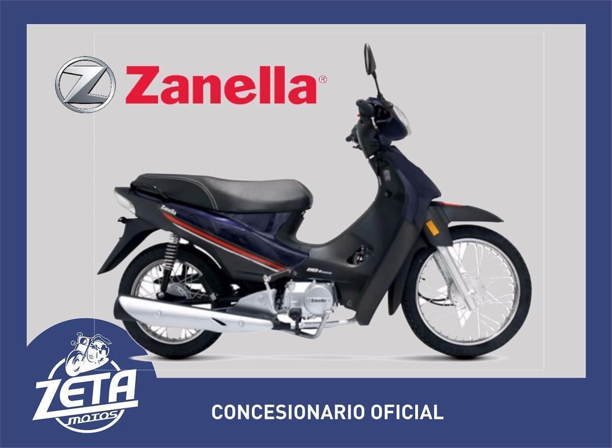 Zanella Zb 110 Z1 Base 2017 0km Zeta Motos