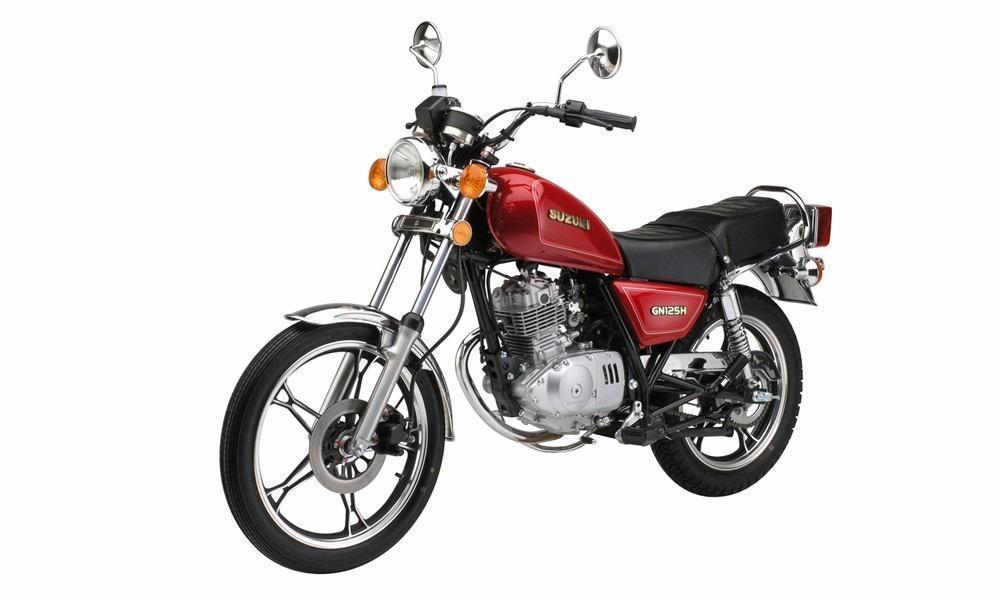 Suzuki Gn 125 0km 2017 Zeta Motos