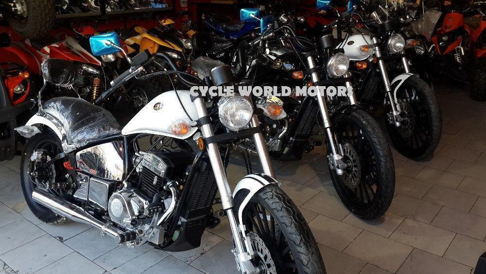 Moto Jawa Daytona 350 0km 2017 Negro Stock Ya