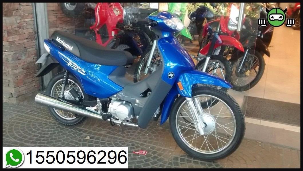 Motomel Blitz 110 B1 0km 2016 Mega Moto No Energy Mirage Zb