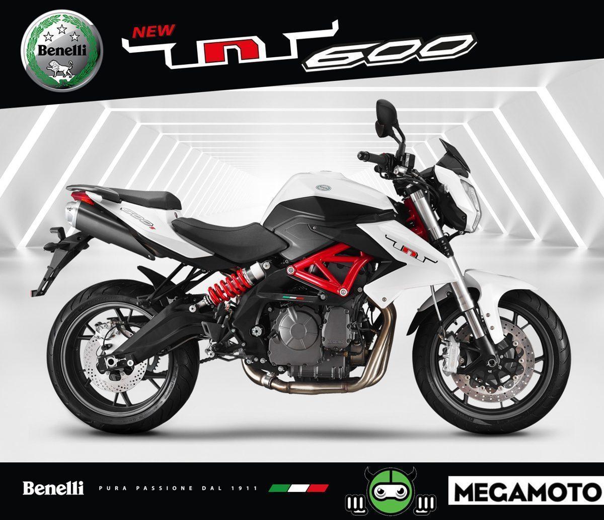Benelli Tnt 600 Precio Preventa - Todos Los Modelos Megamoto