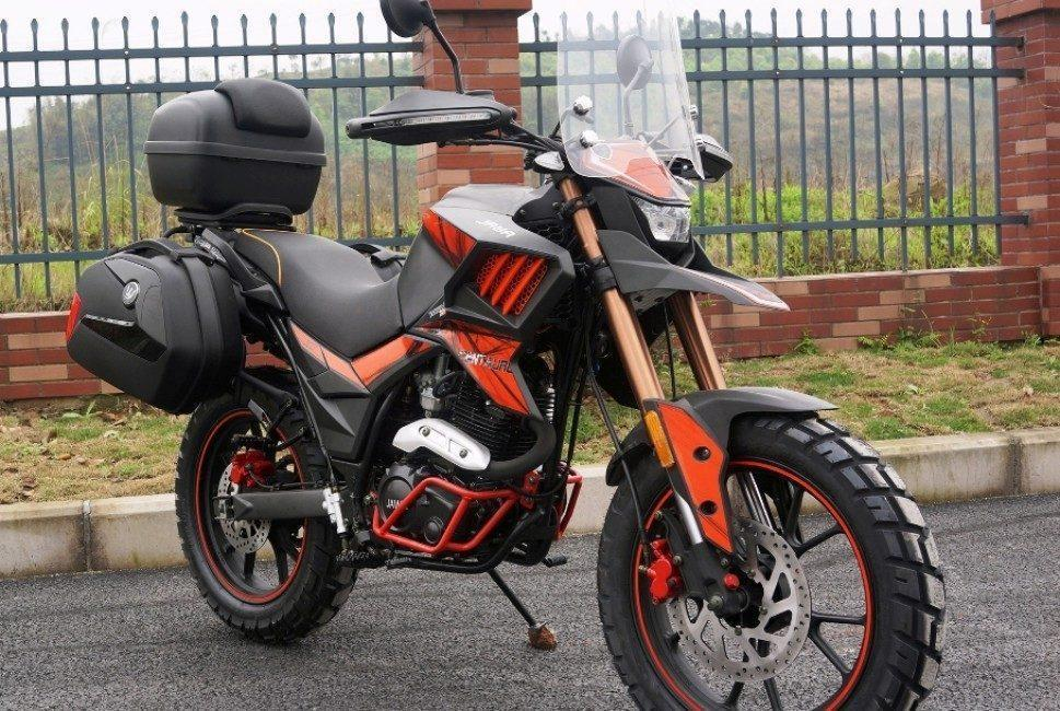 Jawa Takken 250 En Stock Conc. Oficial Hs Motos 4732-3885