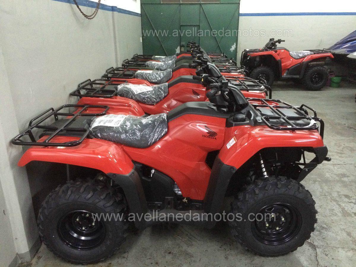 Rancher 420 Te 2016 (4x2, Electric Shift) Entrega Inmediata!