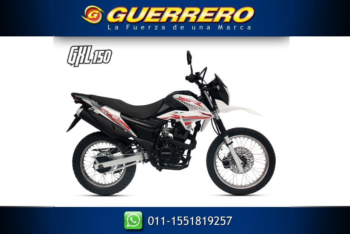 Enduro Guerrero 150
