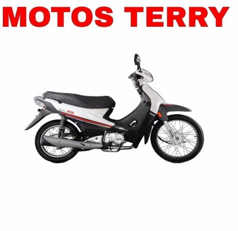 Moto Zanella Zb 110 Z1 0 Km Promo Pagos Sin Interes