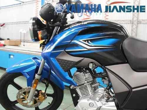 Jianshe 125 6by 0km 2017 Tipo Ybr125