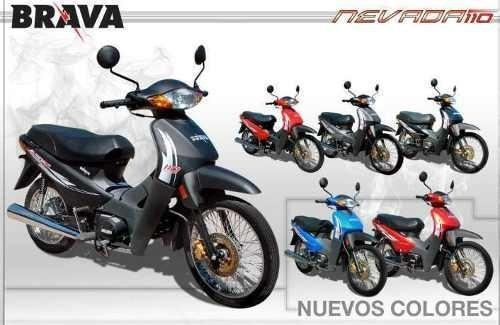 Brava BRAVA NEVADA 110CC FULL nevada 110