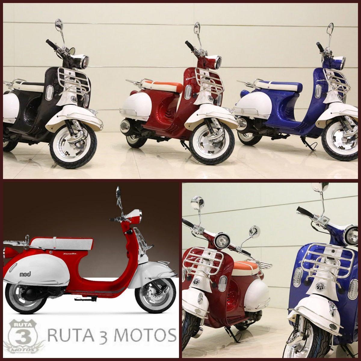 Moto Scooter Zanella 150 Mod 0km 2017
