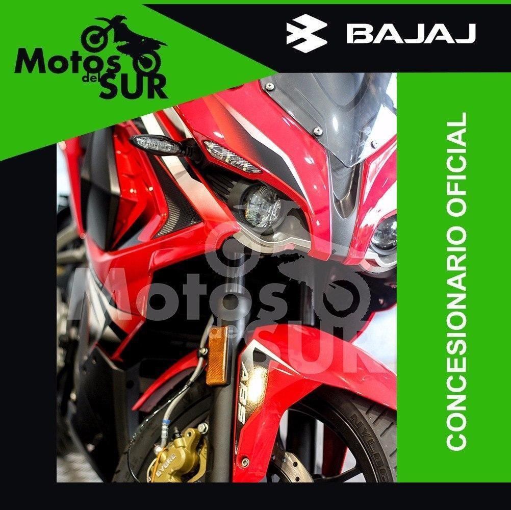 Bajaj Rouser 200cc Rs 0 Km 2016 Roja Financiacion Motos Del