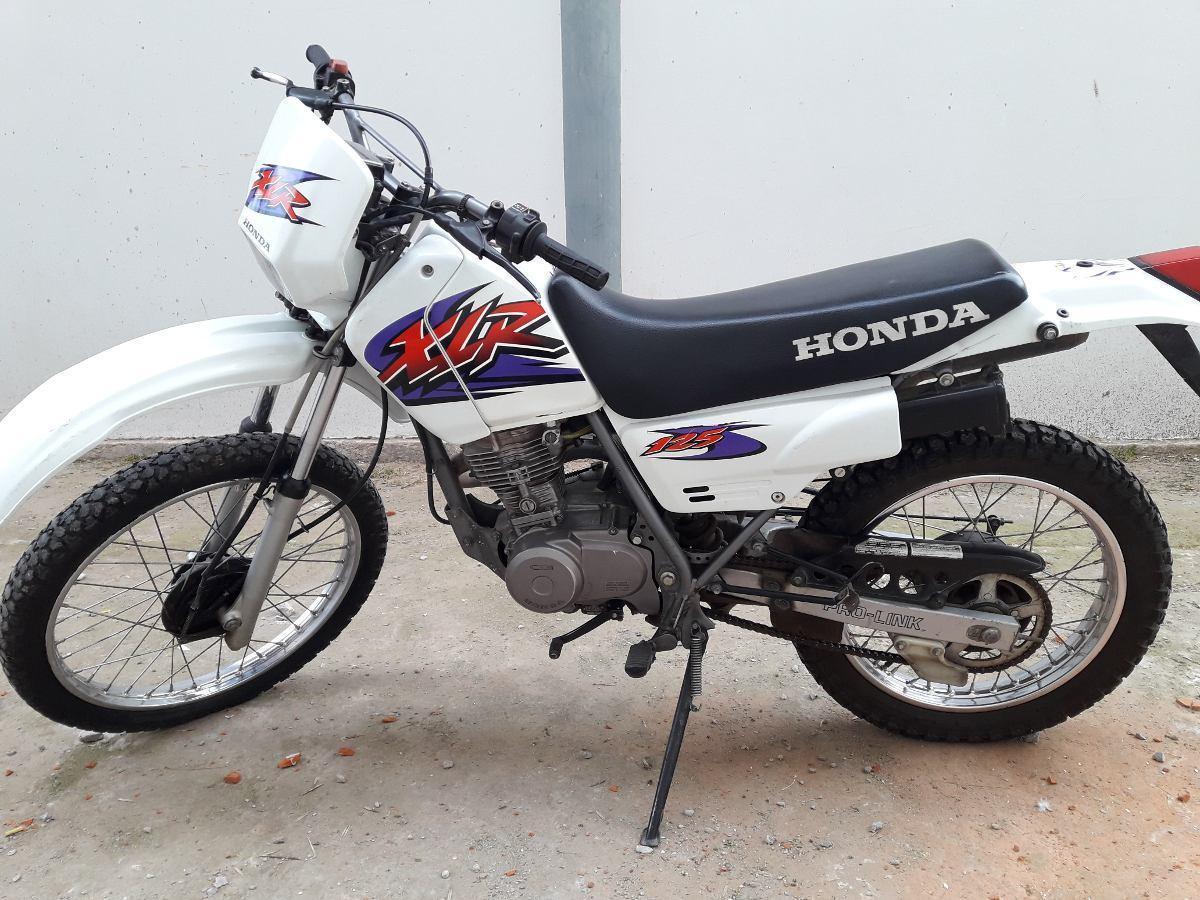 Honda Xlr 125 Modelo Brick7 Motos