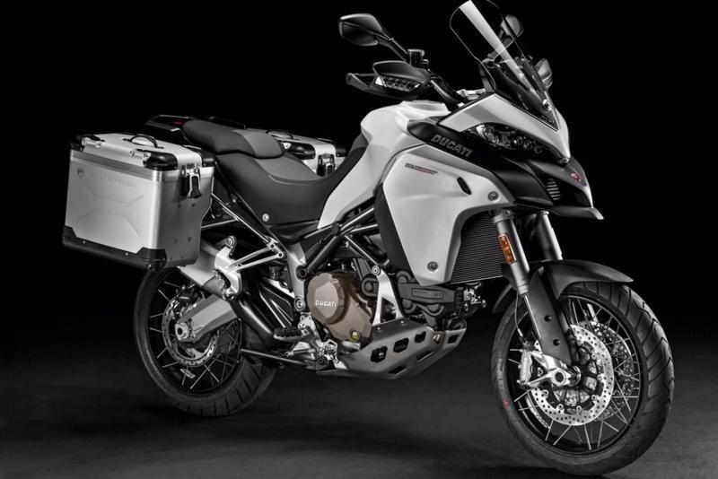 Ducati Multistrada 1200 Enduro Mejor Precio De Contado.si