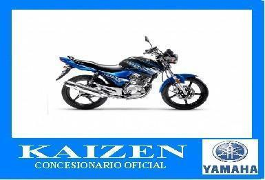Yamaha Ybr 125 C/ Disco Okm 2016 Kaizen Yamaha