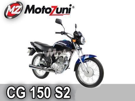 Motomel Cg 150 S2 Tubular Calle Motozuni Lanus