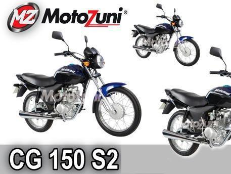 Motomel Cg 150 S2 Tubular Calle Motozuni Caba