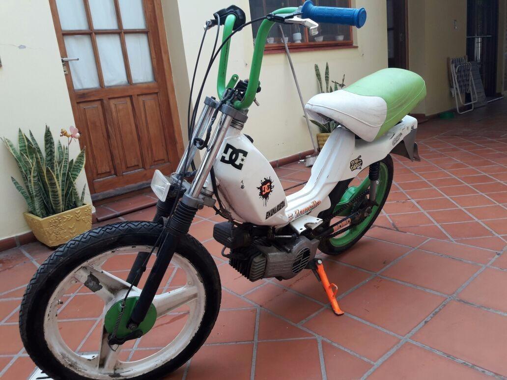 Zanella 50 Cc - Año 2001 Motor 70 Cc
