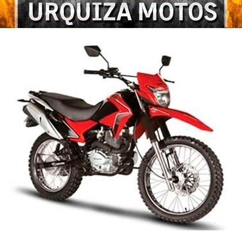 Moto Corven Triax 150 R3 Enduro Cross 0km Urquiza Motos