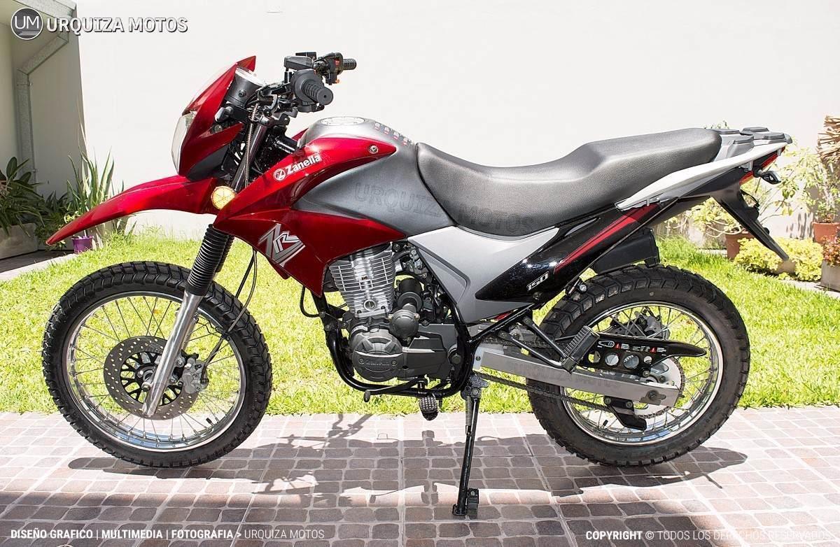 Moto Zanella Zr 150 Enduro Cross Usb 0km Urquiza Motos