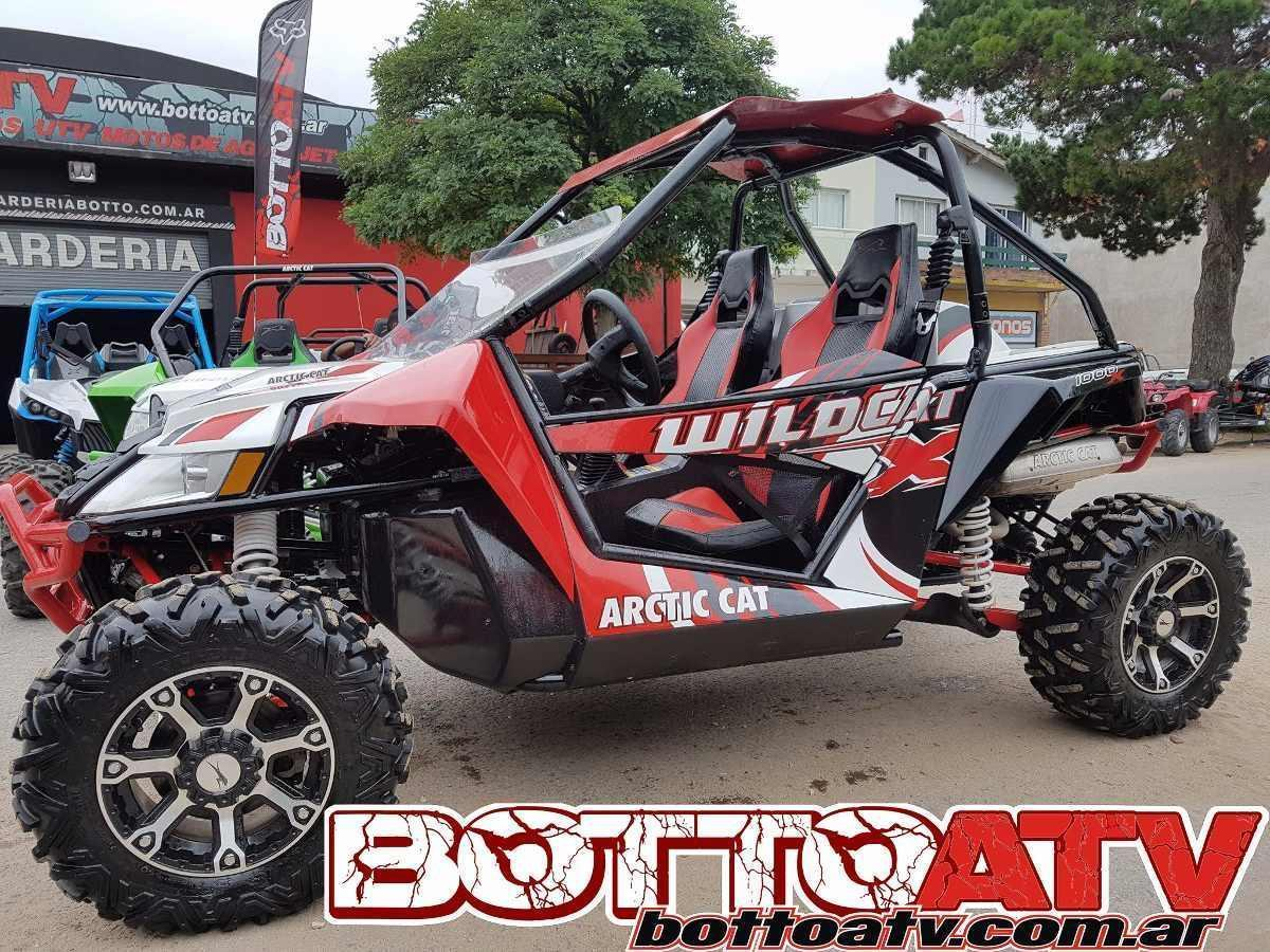 Artic Cat Wild Cat 1000 X - No Rzr- No Polaris, No Maverick