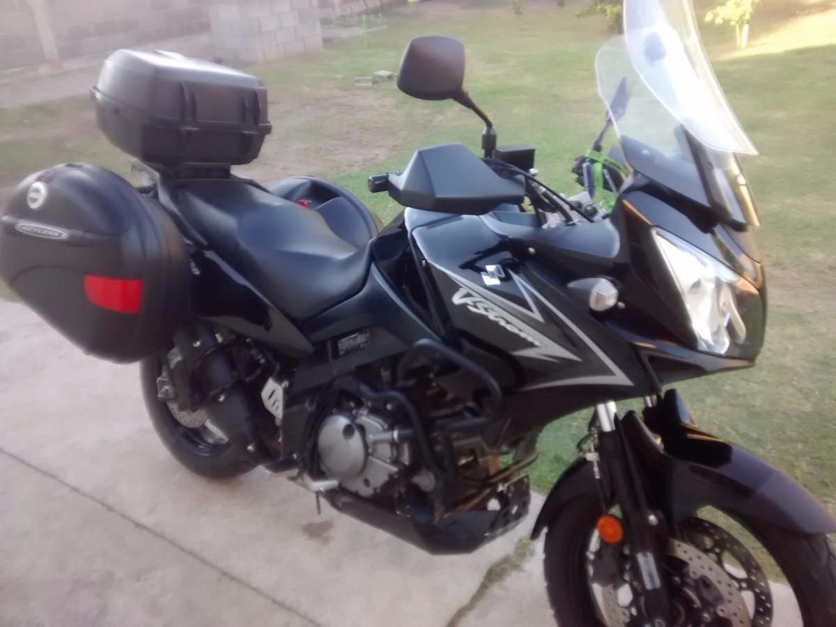 Suzuki Vstrom 650 / Vstrom 650