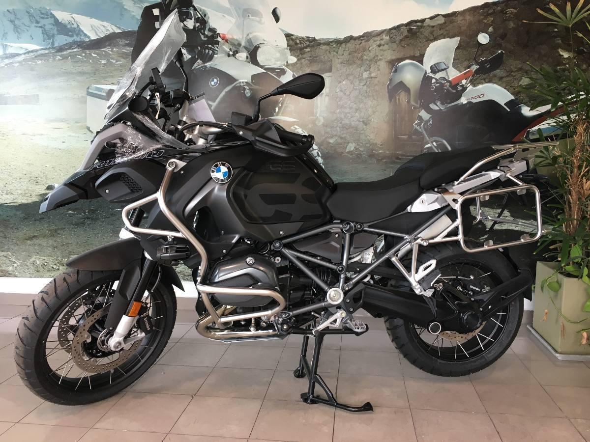 Bmw R 1200 Gs Adventure 0 Km.cordasco Motohaus 4807-4146