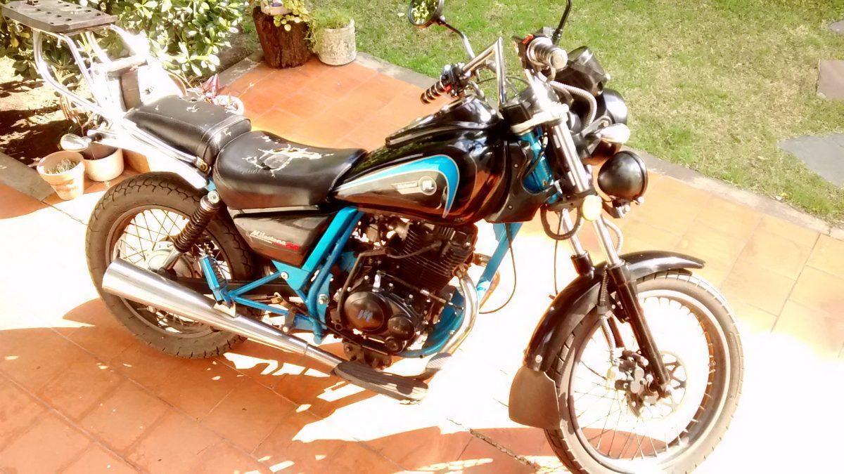 Motomel Custom Milestone 150