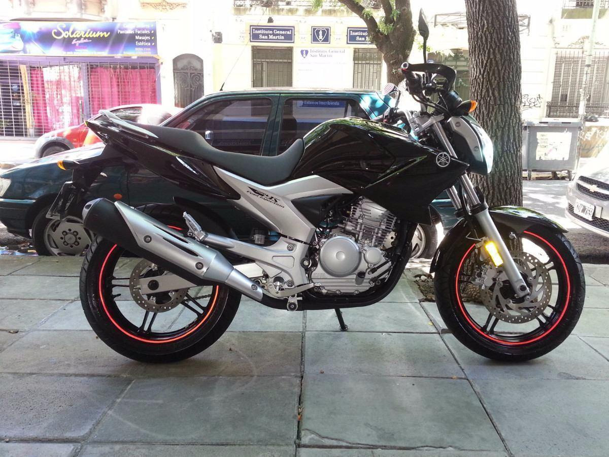 Yamaha Fazer 600 Naked Vendos - Brick7 Motos