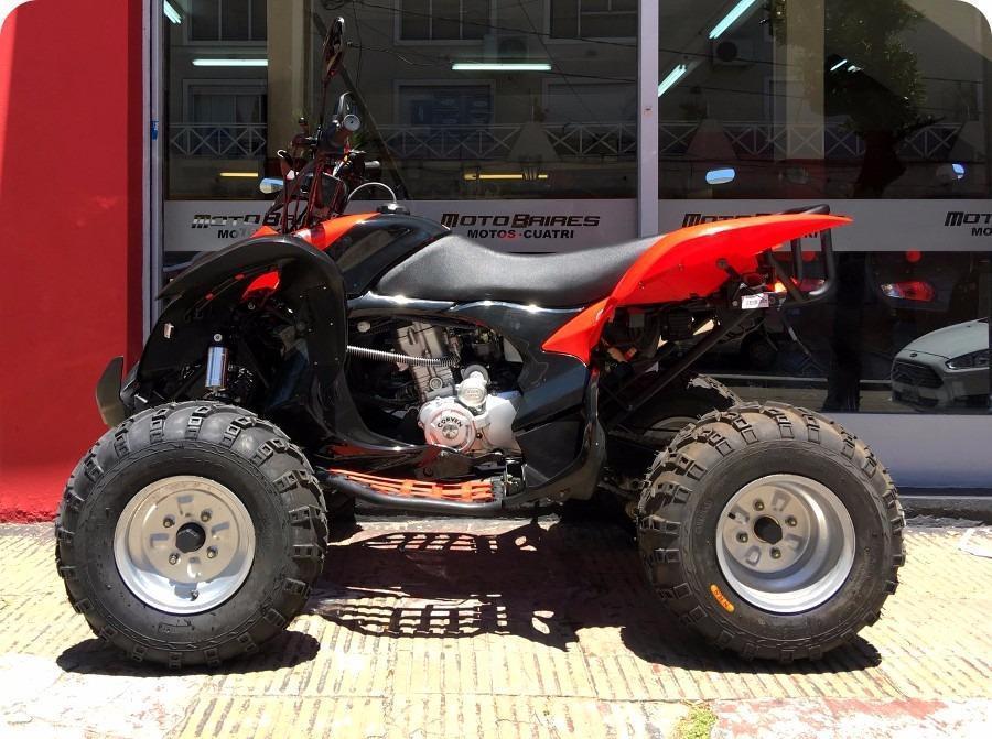 Cuatriciclo Corven Terrain 250 X Sport 0km Quad Solo Dni