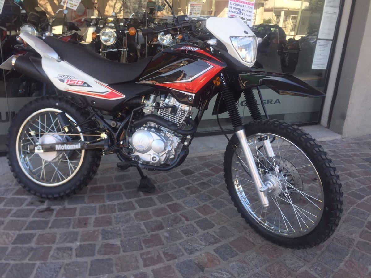 Motomel Skua 150 V6 2017 0km Enduro Xr Zr Nueva Cross Moto