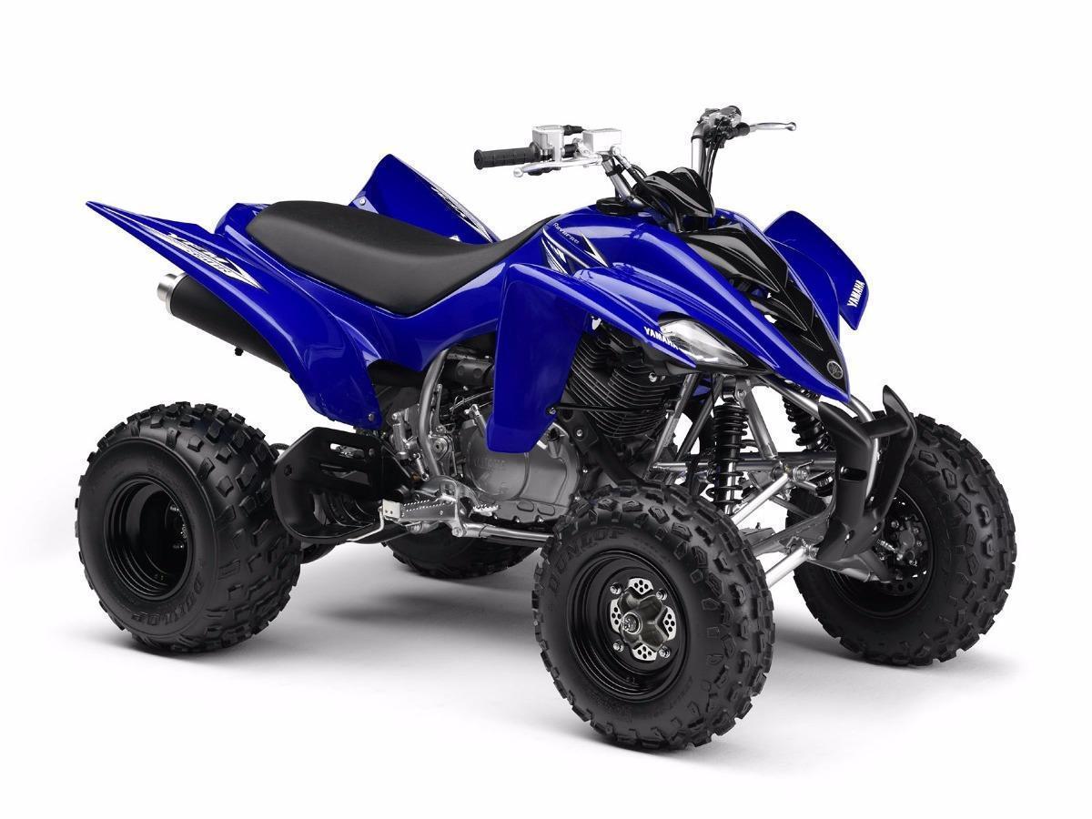 Yamaha Raptor 350 + Funda + 3 Cascos Con Antiparras