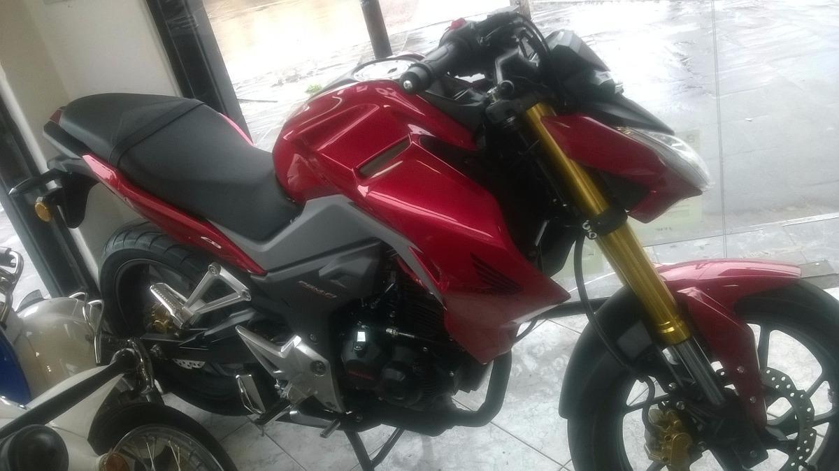 Honda Cb190r 0km Financiado Minimo Anticipo