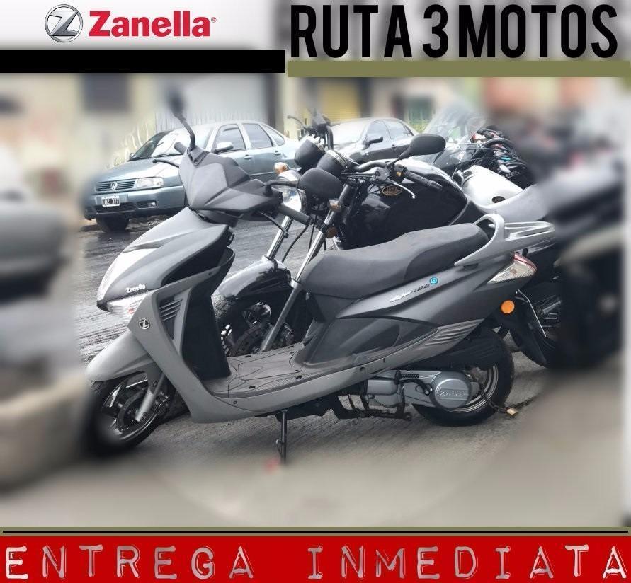 Moto Scooter Zanella Styler 150 Lt 2017