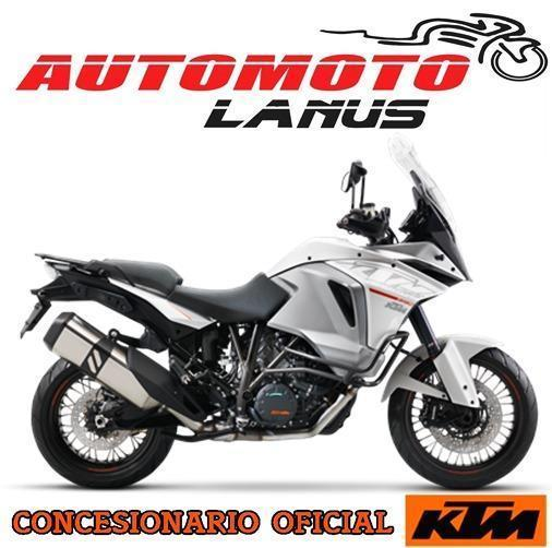 Ktm Super Adventure 1290 0km 2017 Automoto Lanus
